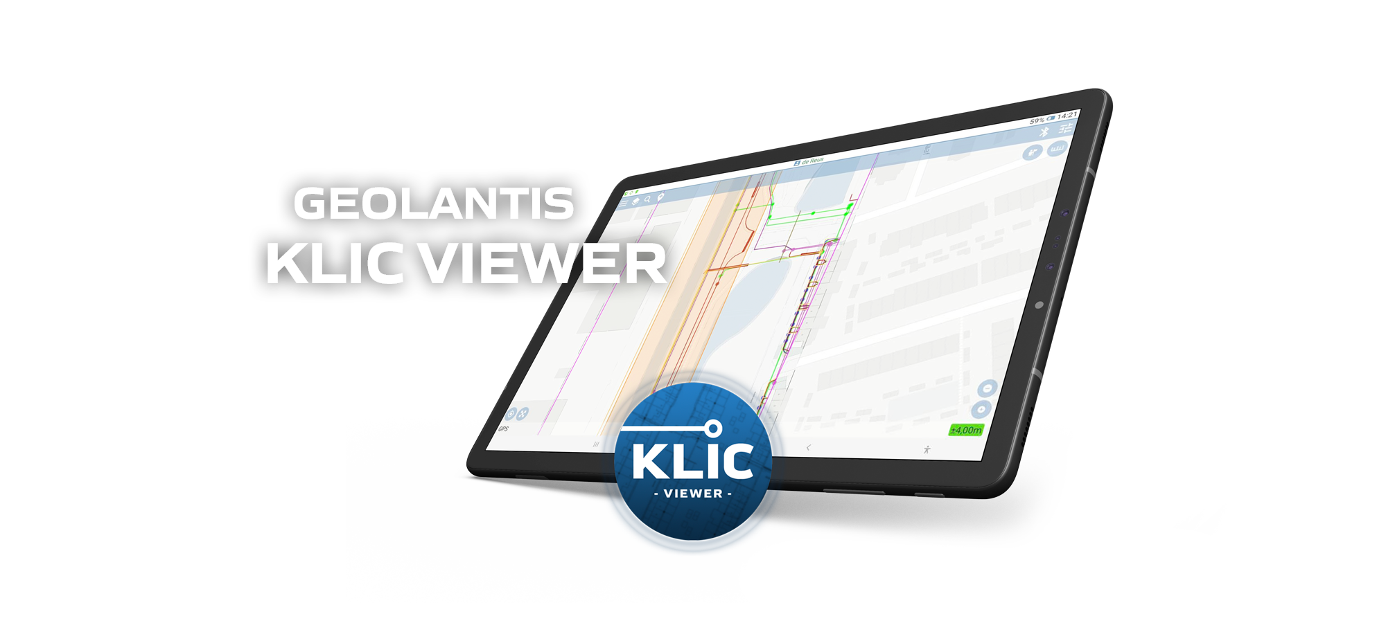 geolantis klic viewer app